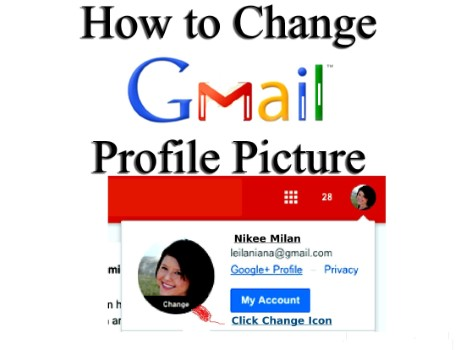 How to change your Gmail profile picture
